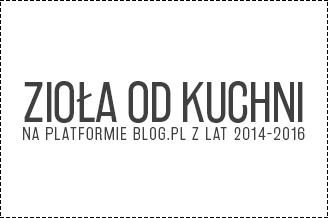 zioła od kuchni na blog.pl